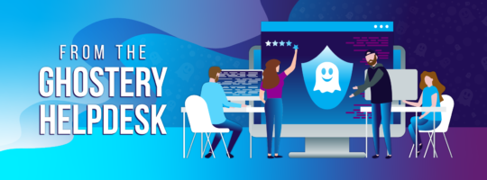Help Desk Series: Pause Ghostery